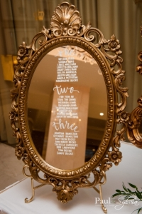Paul and Sylvia photography - Southern Charm Vintage Rentals decor at King Edward Hotel Wedding -17 copy