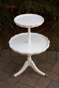 2-tier table