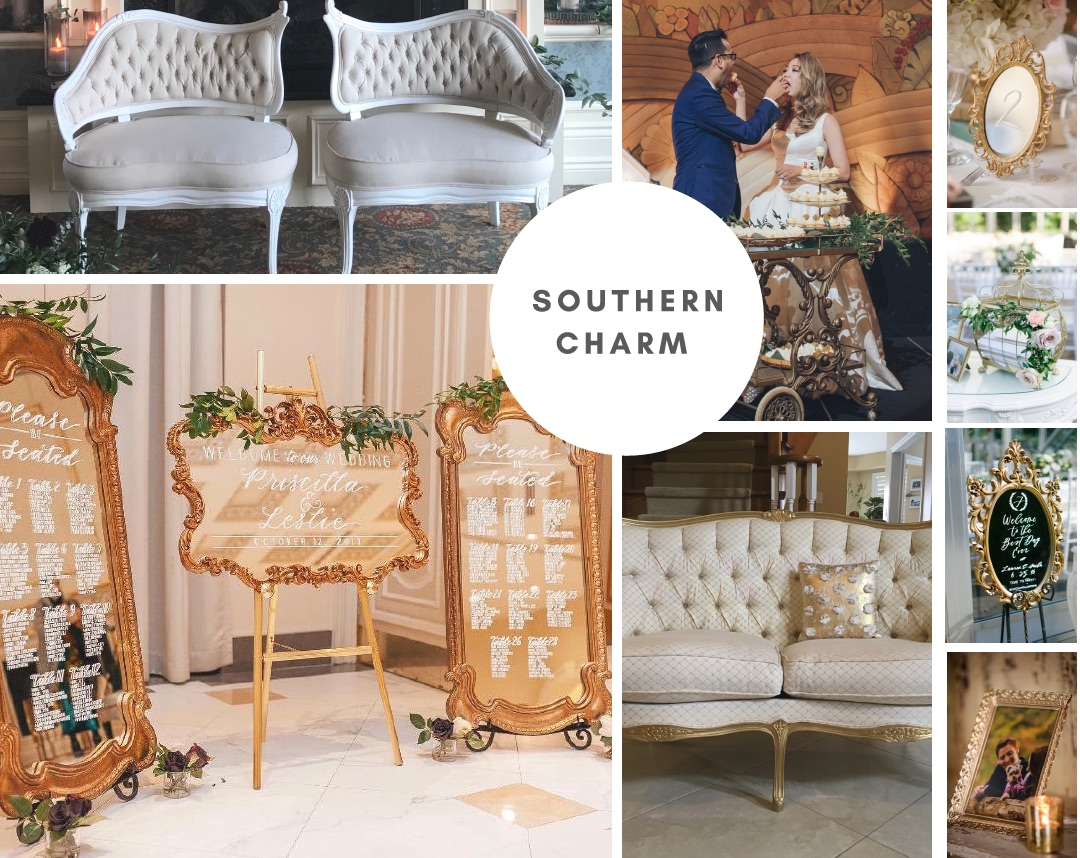 Contact Southern Charm Vintage Rentals