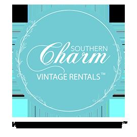 southern charm vintage rentals logo